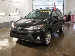 Toyota RAV4 Limited AWD // Cuir // Navigation // Toit ouvrant  2014