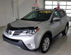 Toyota RAV4 LIMITED//CUIR//TOIT OUVRANT//GPS//TOUT ÉQUIPÉ  2015