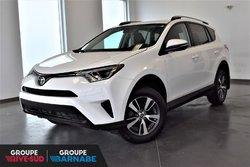 Toyota RAV4 LE 4WD || CAMERA DE RECUL || SIEGES CHAUFFANTS ||  2018