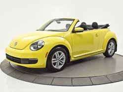 Volkswagen Beetle Convertible TSI  TRENDLINE    SIEGES CHAUFFANTS    AUTOMATIQUE  2015