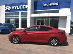 Hyundai Elantra S/E  2015
