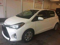 Toyota Yaris SE (Automatique, Air Climatisée)  2015