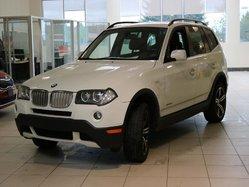 2009 BMW X3 3.0I XDRIVE