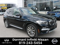 BMW X3 XDrive30i, AWD, PANORAMIC, NAVIGATION  2019