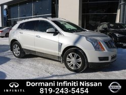Cadillac SRX Standard FWD, LEATHER, HEATED SEATS  2014