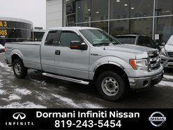 Ford F-150 Lariat SuperCab 6.5-ft. Bed 4WD  2013
