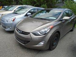 2011 Hyundai Elantra LTD RCAM NAV
