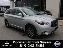 Infiniti QX60 PURE AWD, LEATHER, 7 PASSENGER, NAVIGATION  2015