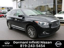 Infiniti QX60 LUX, AWD, LEATHER, BOSE, NAV  2015