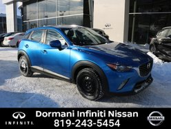 Mazda CX-3 Touring FWD, LEATHER, REMOTE STARTER  2016