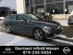 Mercedes-Benz C300 C300 4MATIC Sedan gps  2015