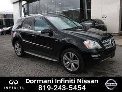 Mercedes-Benz ML350 ML350 BlueTEC, AWD, NAV  2011