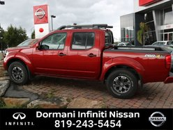 Nissan Frontier PRO-4X Crew Cab 6MT 4WD  2018
