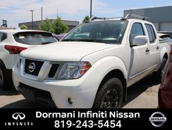 Nissan Frontier PRO-4X Crew Cab 6MT 4WD  2019