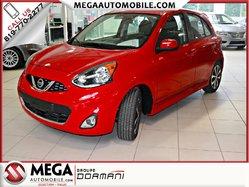 2016 Nissan Micra SR RCAM