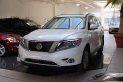 2015 Nissan Pathfinder SL 4WD NAV RCAM