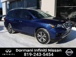 Nissan Pathfinder Sv 4WD, nissan certified, rate from 2.49%  2017