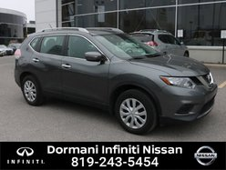 Nissan Rogue S FWD, BLUETOOTH, USB, TRANCTION CONTROL, NO ACCIDENT  2014