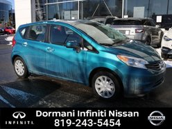 Nissan Versa Note SV AUTOMATIQUE, CERTIFID, RATE FROM 2.49%  2014