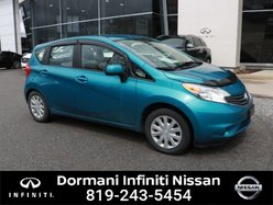 Nissan Versa Note SV FWD, HATCH, AUTOMATIC  2014