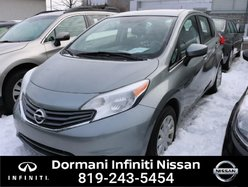 Nissan Versa Note VERSA NOTE S, NISSAN CERTIFIED, RATE FROM 2.49%  2015