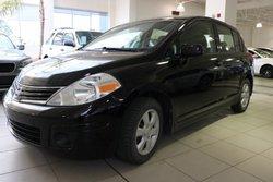 2010 Nissan Versa SL XTRONIC CVT H.B.