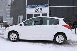 Nissan Versa Hatchback  2012