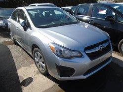 Subaru Impreza AWD  2012