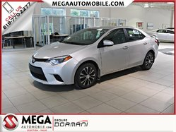 Toyota Corolla LE RCAM  2014