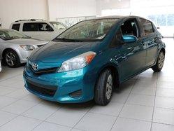 Toyota Yaris LE H.B.  2012