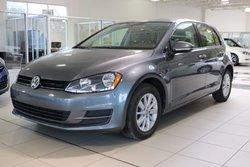 2016 Volkswagen Golf TSI RCAM
