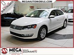 2012 Volkswagen Passat HIGHLINE