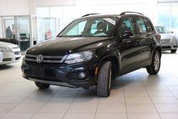 2014 Volkswagen Tiguan TRENDLINE TSI