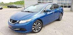 Honda Civic Sedan EX TOIT OUVRANT+CAMÉRA RECUL ANGLE MORT  2015