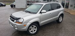 Hyundai Tucson LIMITED 4WD  TOIT+CUIR+SIÈGES CHAUFFANTS  2009