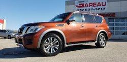 Nissan Armada SL  GPS+CUIR+TOIT..ET BIEN PLUS!!  2017