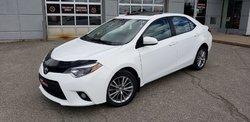 Toyota Corolla LE  TOIT OUVRANT + SIÈGES CHAUFFANTS  2014