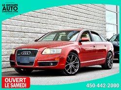 Audi A6 *S-LINE*QUATTRO*MAGS 19 POUCES*BOSE*  2005