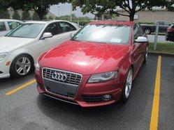 Audi S4 *QUATTRO*S4*RARE*PREMIUM*NAVIGATION*LA MOINS CHERE  2010