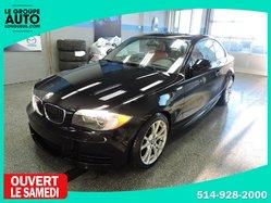BMW 1 Series 135i M PACKAGE AUTO CUIR TOIT COMME NEUVE  2012