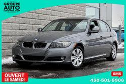 BMW 3 Series *328i*AUTOM*A/C*CUIR*BAS KILO*  2009