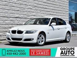 BMW 3 Series *328XDRIVE*AUTOM*CUIR*BLANCHE*BAS KILO*  2011