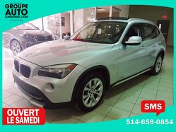 BMW X1 28i X DRIVE / TOIT PANO / GPS / CUIR / BLUETOOTH /  2012