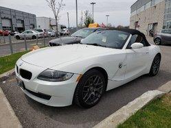 BMW Z4 3.0i  * ROADSTER * CUIR * AUT AVEC MODE MANUEL *  2006