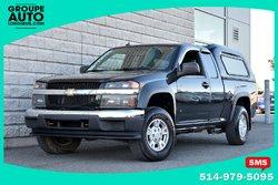 Chevrolet Colorado *LT*4x4*AUTOM*NOIR*MAGS*BOITE FIBRO*  2008