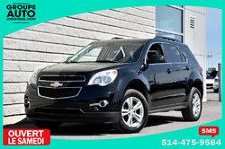 Chevrolet Equinox *1LT*AUTOM*A/C*NOIR*BAS KILO*1 PROPRIO*  2010