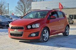 Chevrolet Sonic *LT*HATCHBACK*AUTOM*A/C*TOIT*MAGS*  2012