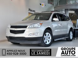 Chevrolet Traverse 1LT * 7 PLACES * AWD * BLUETOOTH *  2010