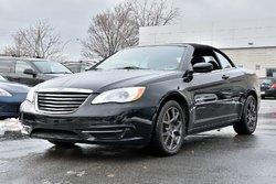 Chrysler 200 *CONVERTIBLE*AUTOM*A/C*NOIR*MAGS*  2012