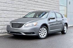 Chrysler 200 *LX*AUTOM*A/C*CRUISE*48600KM*  2013
